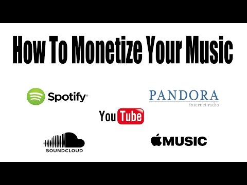 Make Money From Your Music On Social Media And Streaming Sites