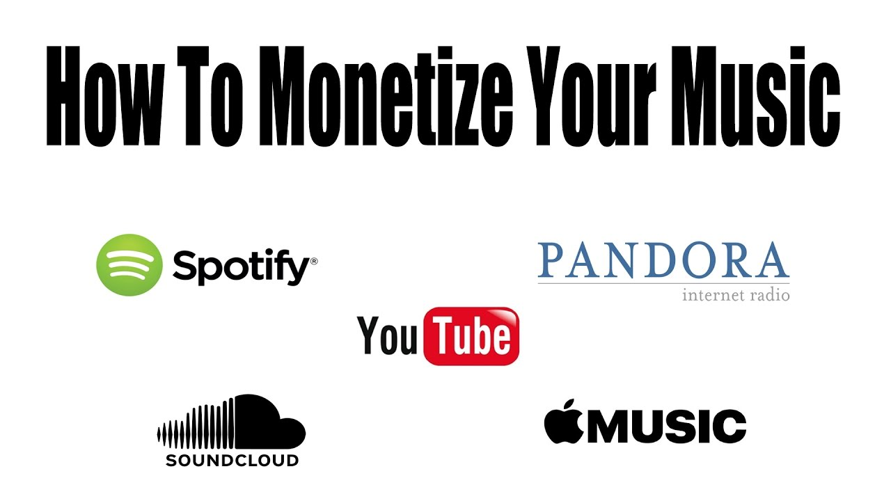 Make Money From Your Music On Social Media And Streaming Sites Youtube