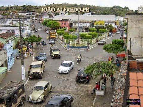 Cidade de João Alfredo-Caminhos do nordeste