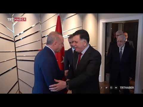 Libya İçişleri Bakanı Fethi Başağa TRT Haber'e özel açıklamaları / فتحي باشاها