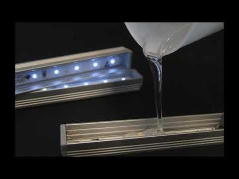 Resina epossidica - Giunzione scatola elettrica - trasformatori - led