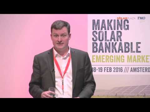 Scaling Solar: Making Solar Bankable in Emerging Markets