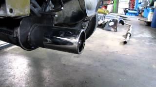 Pot Sebring sur Twingo 1 moteur D4F 1,2L 16V 75ch