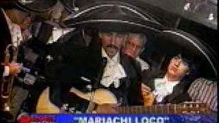 EL MARIACHI LOCO de PERU ...REPORTAJE CANAL 2
