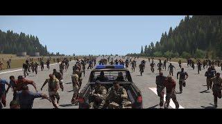 ArmA 3 - Zombies & Demons: Escape