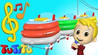 Songs & Karaoke for Children | Roller Coaster | TuTiTu Songs