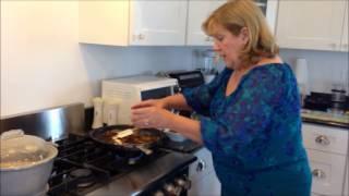 Bananas Foster Irish Oatmeal Video