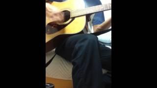 ギターはまだまた練習中です!