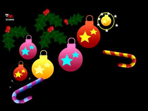 Animated Musical E-cards. Christmas Tree !!!!! - YouTube