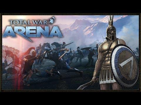 Roman Armored Legionaries - Total War: Arena Closed Beta Gameplay