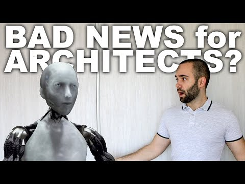 Will AI (Artificial Intelligence) Replace Architects?!?