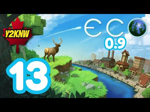 Eco 0.9 -13 - Mechanized Agriculture