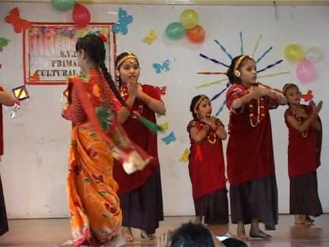 Primary Culture Programme 2073 Of siddhartha Vanasthali Inst