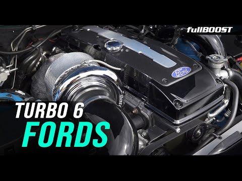 Ford Barra fest | fullBOOST