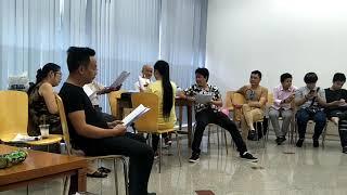 Tập Tuồng Phát Tết 2019 -  Hội Tu các Thanh - Thanh Cường - Thanh Hồng - Thanh Hoàng - TĐ