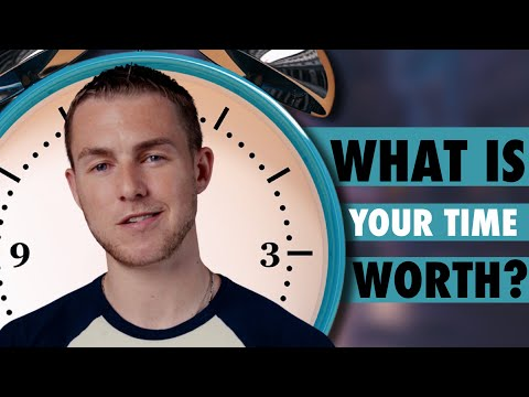 Know what your time is WORTH!