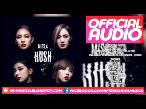 [MP3/DL]09. Miss A (미쓰에이) - Touch [Vol.2 Hush]