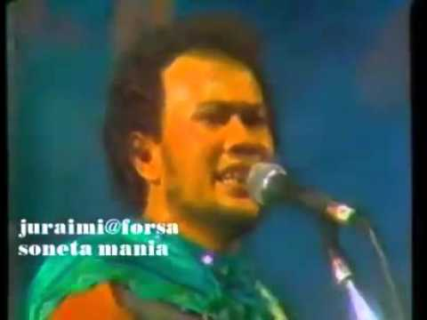Soneta Group - Adu Domba Live Kuala Lumpur 1985