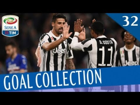 Goal collection - giornata 32 - serie a tim 2017/18