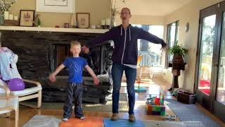 Kids Yoga Brain Break