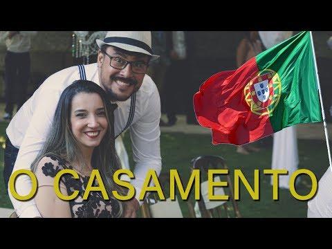 PORTUGAL | CASAMENTO EM PORTUGAL | Brasileiros em Portugal | Braga | Europa | Brasileiros na Espanha