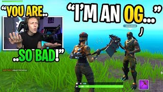 I met an AERIAL ASSAULT TROOPER and was SHOCKED at how bad he was... (fake OG?)