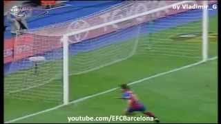 Barcelona -  real betis 2004-2005 highlights, skills
