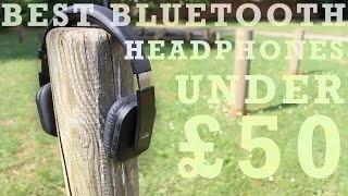 Best Bluetooth Headphones Under £50 - IdeaUSA Atomicx Bluetooth Headphones (Unboxing and Review)