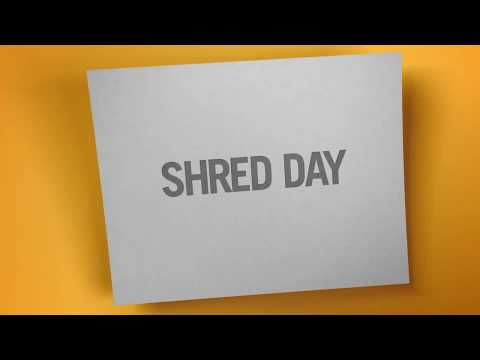 Comerica Bank Shred Day 2019 – Metro Detroit