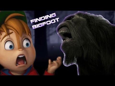 BIGFOOT IS HUNTING FOR CHIPMUNKS | Finding BigFoot Game
