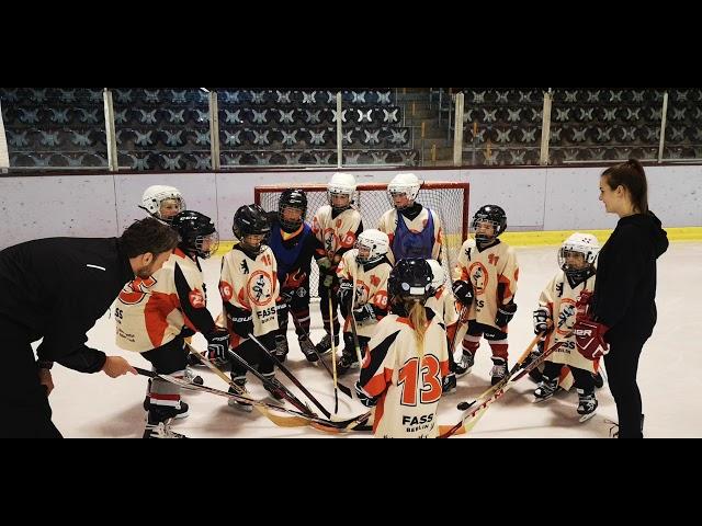 Laufschule Fass Berlin: Eishockey lernen bei FASS Berlin