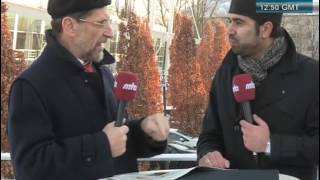 Interview with Abdullah Wagishauser (Amir Jamaat Ahmadiyya Germany) on 7th December 2012