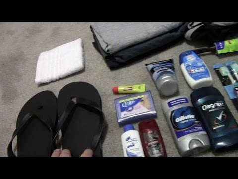 Air Force BMT Packing list