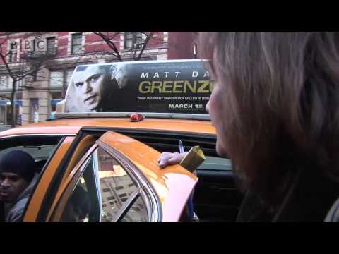 Seeing New York By Yellow Cab