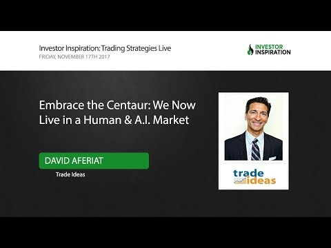 Embrace the Centaur: We Now Live in a Human & A.I. Market | David Aferiat