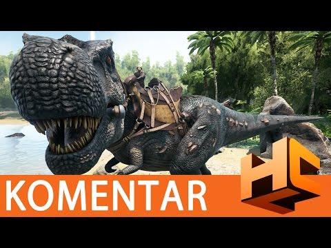 VELIKA BORBA ZA KRAJ! (ARK: Survival Evolved) - Život s dinosaurima #50 (drugi dio)