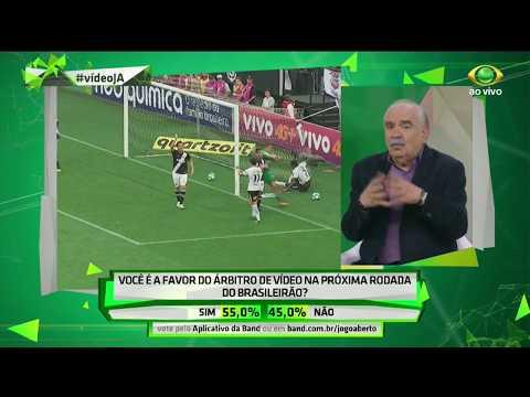 Paulo: Postura Do Jô Sobre Gol Irregular Chama A Atenção