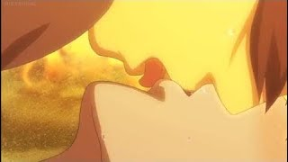Download Video Top 10 Best Anime Kiss Scenes EVER MP3 3GP MP4