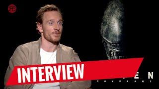 Alien: covenant | michael fassbender interview
