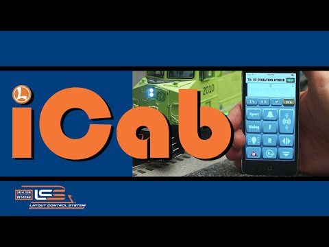 Lionel iCab App