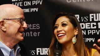 Shelly Finkel: I have proof Anthony Joshua does not want to fight Deontay Wilder!