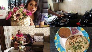 VLOG Marathon | Home Decor Shopping🛍🌻 | Cooking Punjabi Food | Indian Mom Studio