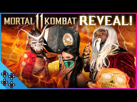 ED BOON reveals his FAVORITE MORTAL KOMBAT character to cosplay-clad UpUpDownDown! thumbnail
