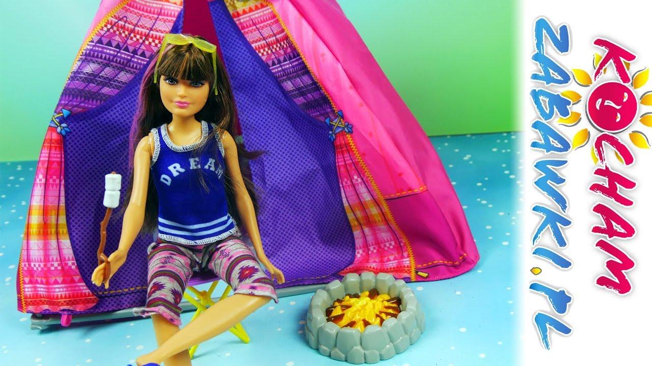 Barbie Camping Fun • Biwak z przyjaciółką • Barbie Dreamtopia • Bajki po polsku