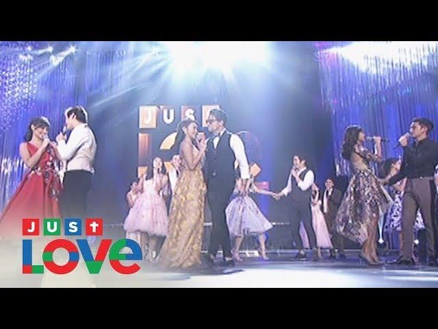 Just Love: Reigning Kapamilya love teams spread kilig vibes
