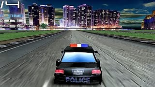 Juego Carros de Policia- Carrera de Auto Patrulla