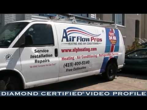 Air Flow Pros- Diamond Certified Video Profile