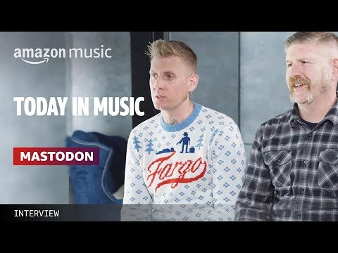 Mastodon: The Today in Music Interview