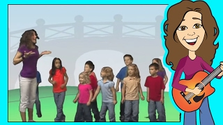 Stand Up, Sit Down Children's song by Patty Shukla (DVD Version)(Stand Up, Sit Down children's song. Movement song for kids. Action song. Faster and faster, speed up song. Let's move! http://www.pattyshuklakidsmusic.com ..., 2011-06-17T21:43:42.000Z)