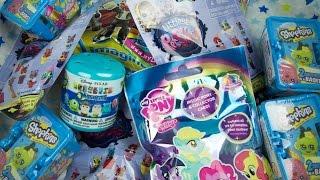 Shopkins My Little Pony Littlest PetShop Imaginext Pixar Mashems Blind Bags